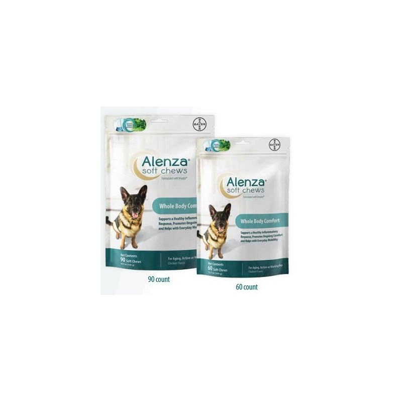 Alenza Soft Chew 60ct