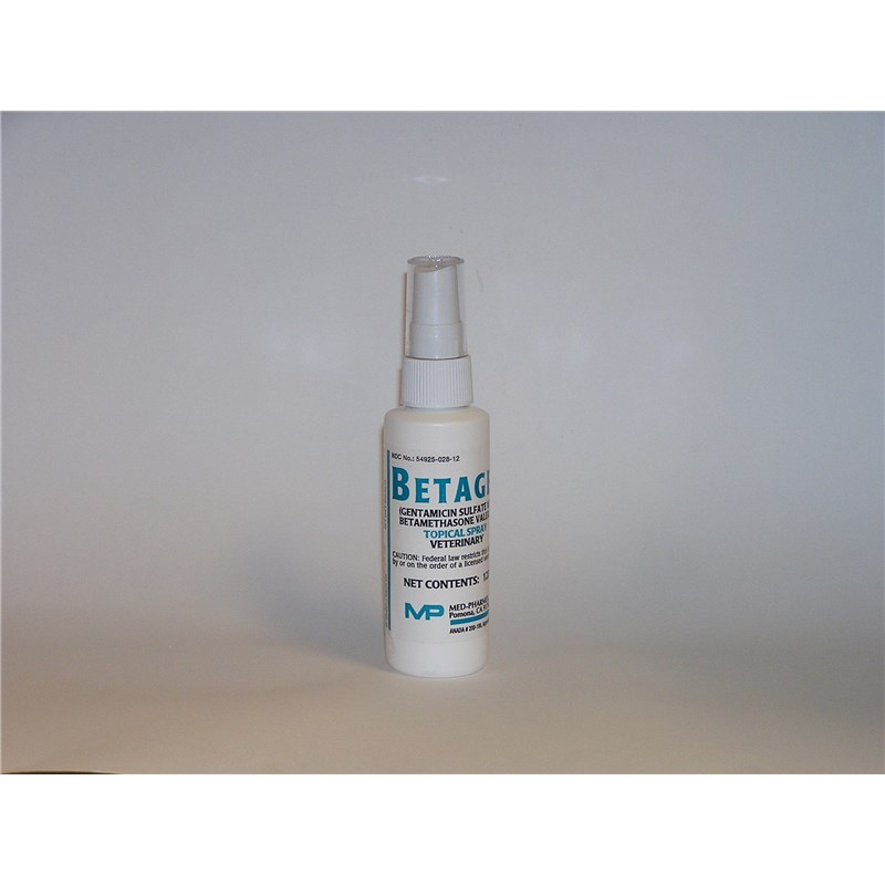 Betagen Topical Spray 120ml