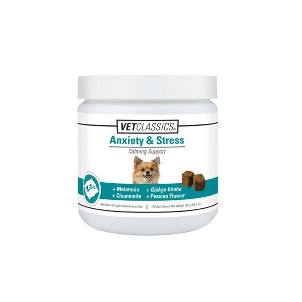 Anxiety And Stress Soft Chew 120ct