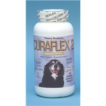 Curaflex II Tab Dog Chew 120ct