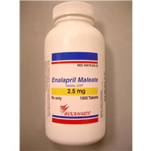 Enalapril Tabs 2.5mg 1000ct