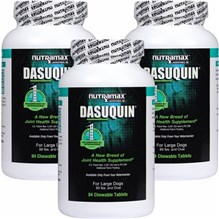 Dasuquin Large Dog Chew Tab 84ct