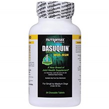 Dasuquin MSM Small Medium Dog Chew Tab 84ct