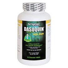 Dasuquin MSM Large Dog Chew Tab 84ct