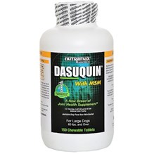 Dasuquin MSM Large Dog Chew Tab 150ct