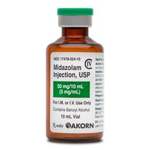 Midazolam Injection 5mg/ml C4 10ml