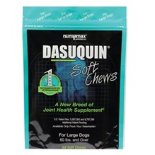Dasuquin Large Dog Soft Chew 84ct