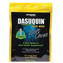 Dasuquin MSM Large Dog Soft Chew 84ct