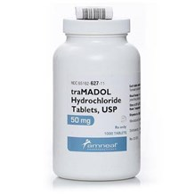 Tramadol Tabs 50mg C4 Amneal Label Round 1000ct