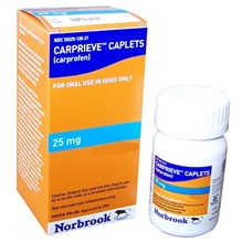 Caprieve Caplets 25mg 180ct
