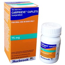 Caprieve Caplets 75mg 180ct
