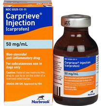 Carprieve Injection 50ml