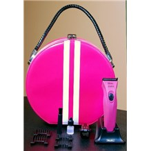 Creativa Lithium Clipper Kit Berry With Free Tote