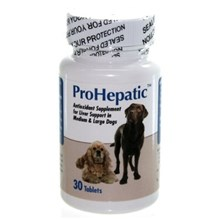 Prohepatic Liver Support Tabs Medium/Large Dog 30ct