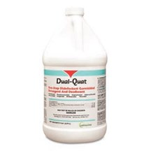 Dual Quat 16% Disinfectant Gallon