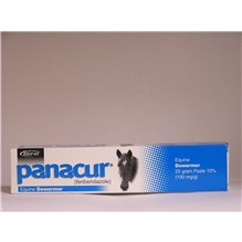 Panacur Equine Paste 25Gmx1ds
