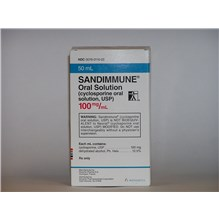 Sandimmune 100mg 50ml Oral
