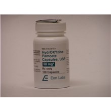 Hydroxyzine Pamoate Caps 50mg 100ct
