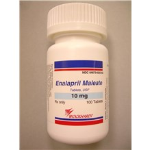Enalapril Tabs 10mg 100ct
