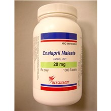 Enalapril Tabs 20mg 1000ct