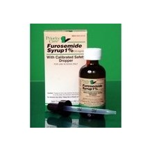 Furosemide Solution L Veterinary Labeled 60ml