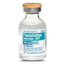 Famotidine Injection 10mg/ml 20ml