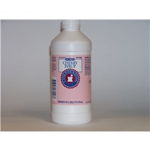 Simple Syrup Cherry Flavored 16oz