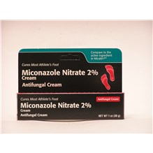 Miconazole Topical Cream 2% 1oz