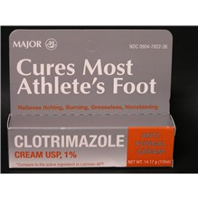 Clotrimazole Cream 1% 15gm
