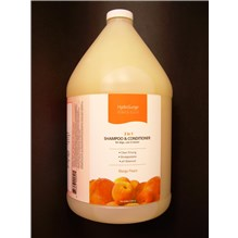 Hydro Surge 3 In 1 Efa Shampoo Conditioner Mango Peach Gallon