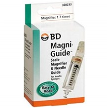 Magna-Guide Magnifier And Needle Guide