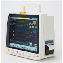 Advisor Tech Monitor V9214 ECG / Spo2 / Hr /Nibp With Free Wifi