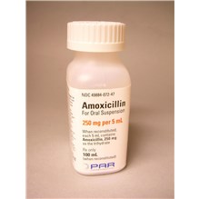 Amoxicillin Oral Suspension 250mg/ml 100ml