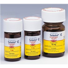Torbutrol Tablets 5mg 100ct C4