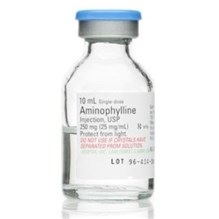 Aminophylline Injection 250mg 10ml 25pk  Full Packs Only