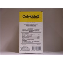 Cetylcide II Disinfectant 32oz