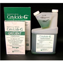 Cetylcide-G High Level Disinfectant Solution 32oz