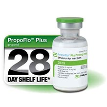 Propoflo 28 Injection 10mg/ml Green 20ml