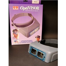 Optivisor With 2.5X Magnification Lens