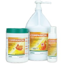 Companion Disinfectant Wipe 160ct