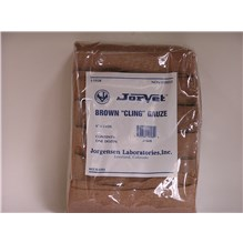 Brown Gauze 6