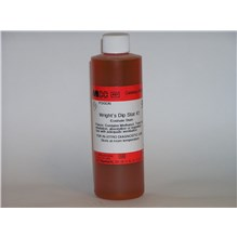 Wrights Dip Stat Stain #2 Eosin Red 8oz