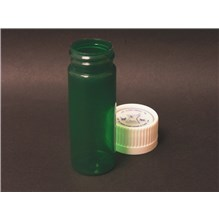 Reversible Green Vial 20 Dram 250/bx