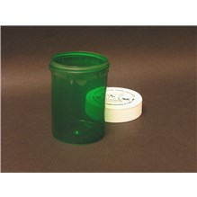 30 Dram Reversible Green Pill Vial