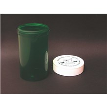 40 Dram Reversible Green Pill Vial