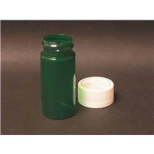 Convertible Green Vial 11 Dram 30cc 400/bx