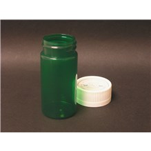 Convertible Green Vial 13 Dram 45cc 300/bx