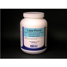 Lipo-Form Tabs 500ct
