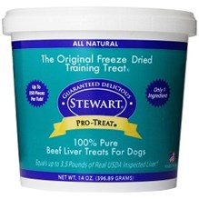 Protreats For Dogs Liver Flavored 14oz