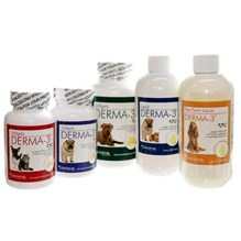 Derma-3 Softgel Caps Medium Dog 31-60lbs 60ct